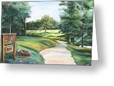 Effingham Country Club Greeting Card