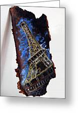 Eifel Greeting Card