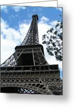 Eiffel Tower 2 Greeting Card