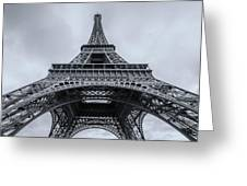 Eiffel Tower 3 Greeting Card