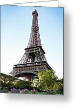Eiffel Tower 4 Greeting Card