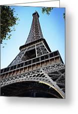 Eiffel Tower 5 Greeting Card