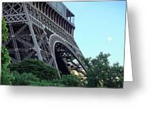 Eiffel Tower 8 Greeting Card