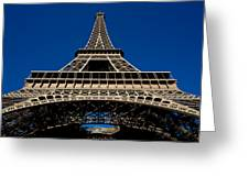 Eiffel Tower I Greeting Card