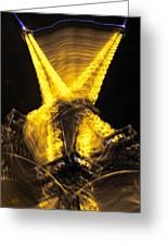 Eiffel Tower New Year Greeting Card