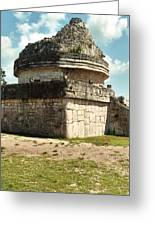 Ek Balan Ruins Greeting Card