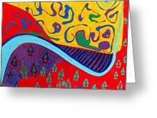 El Dorado Greeting Card