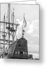 El Galeon Greeting Card
