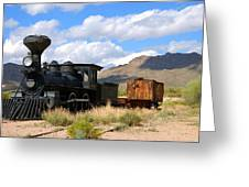 El Reno Greeting Card