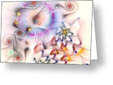 Elan Greeting Card