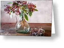 Elderberries 07 Greeting Card