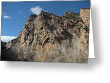 Eldorado Canyon Hill Greeting Card