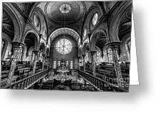 Eldridge Street Synagogue Greeting Card