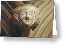 Eleanor Of Aquitaine Greeting Card