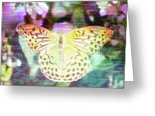 Electronic Wildlife  Greeting Card by Bee-Bee Deigner