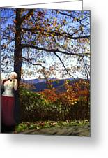 Elegant Fall Greeting Card