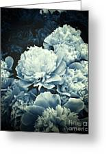 Elegant Peonies Greeting Card