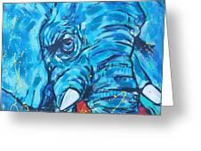 Elephant #3 Greeting Card