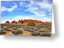 Elephant Butte Greeting Card