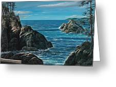 Elephant Cove Greeting Card