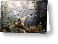 Elk Ridge Greeting Card