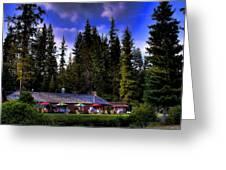 Elkins Resort II Greeting Card