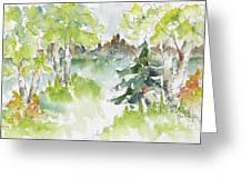 Elkridge Greens Greeting Card