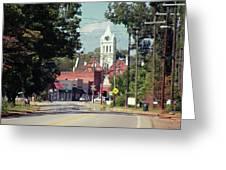 Ellaville, Ga - 2 Greeting Card