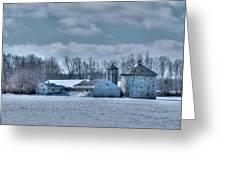 Elma Barn 14944a Greeting Card