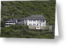 Elsenburg Haus Ymca Greeting Card