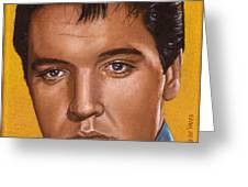 Elvis 24 1965 Greeting Card
