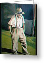 Elwood - 2d-3d Anaglyph Conversion Greeting Card