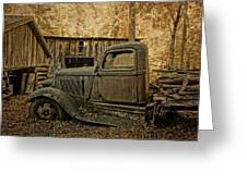 Ely's Mill Dodge Greeting Card