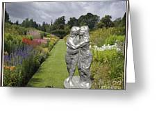 Embrace 2 Greeting Card