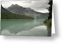 Emerald Lake Greeting Card