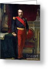 Emperor Of France Greeting Card