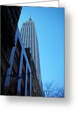 Empire State 1 Greeting Card