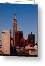 Empire State 2 Greeting Card