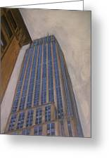 Empire State Building 2 Greeting Card