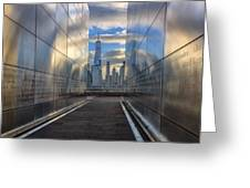 Empty Sky Memorial Greeting Card
