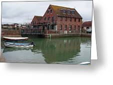 Emsworth Harbour 2 Greeting Card