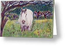 En El Bosque Greeting Card
