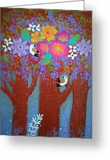 Enchanted Forest Greeting Card