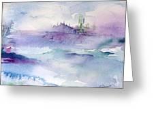 Enchanted Island Greeting Card