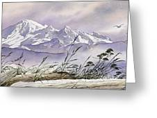 Enchanted Mountain Greeting Card