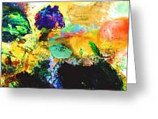 Enchanted Reef #306 Greeting Card