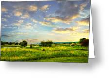 Enchanted Valley Greeting Card