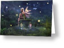 Enchantment - Fairy Dreams Greeting Card