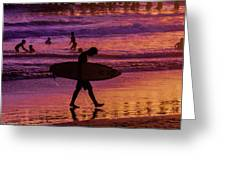 Endless Summer 2 Greeting Card