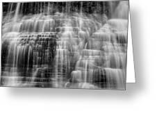 Lower Falls Cascade #2 Greeting Card